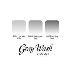 Gray Wash Set