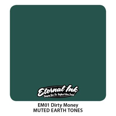 Dirty money (Muted earth tones Set)
